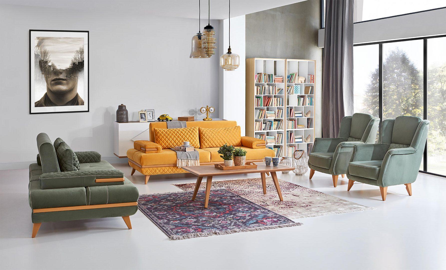 Istanbul Sofa Set
