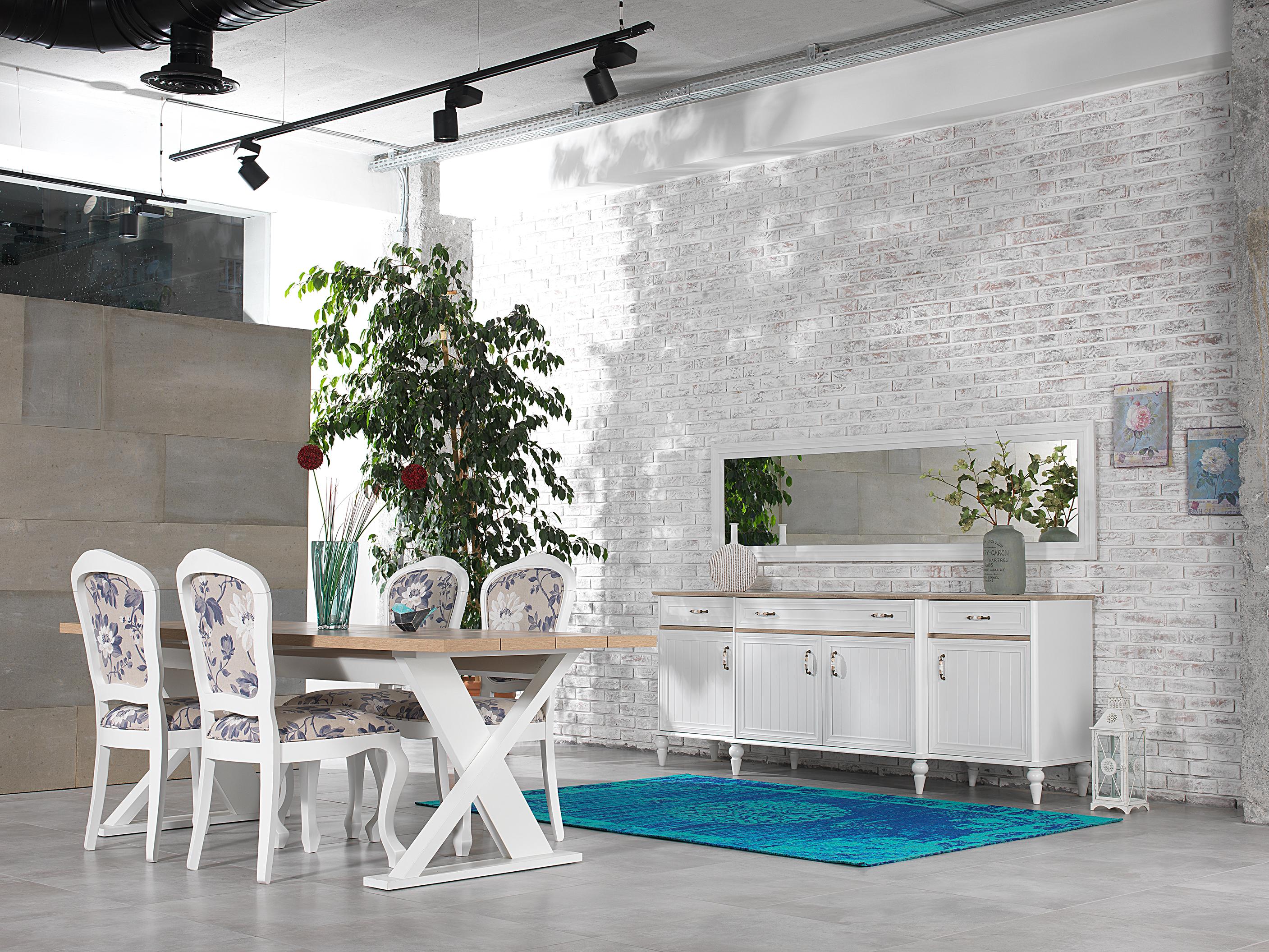 Sabel yemek odas tak m hevin mobilya for Mobilya caserta