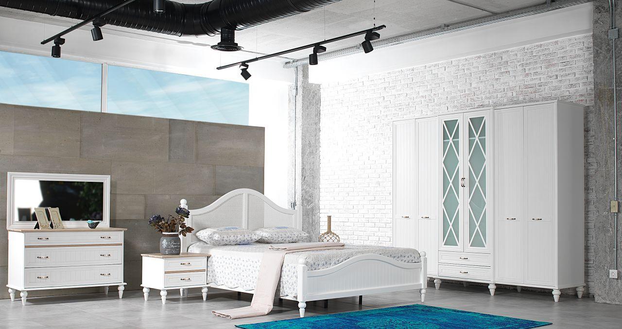 Sabel yatak odas tak m hevin mobilya for Mobilya caserta