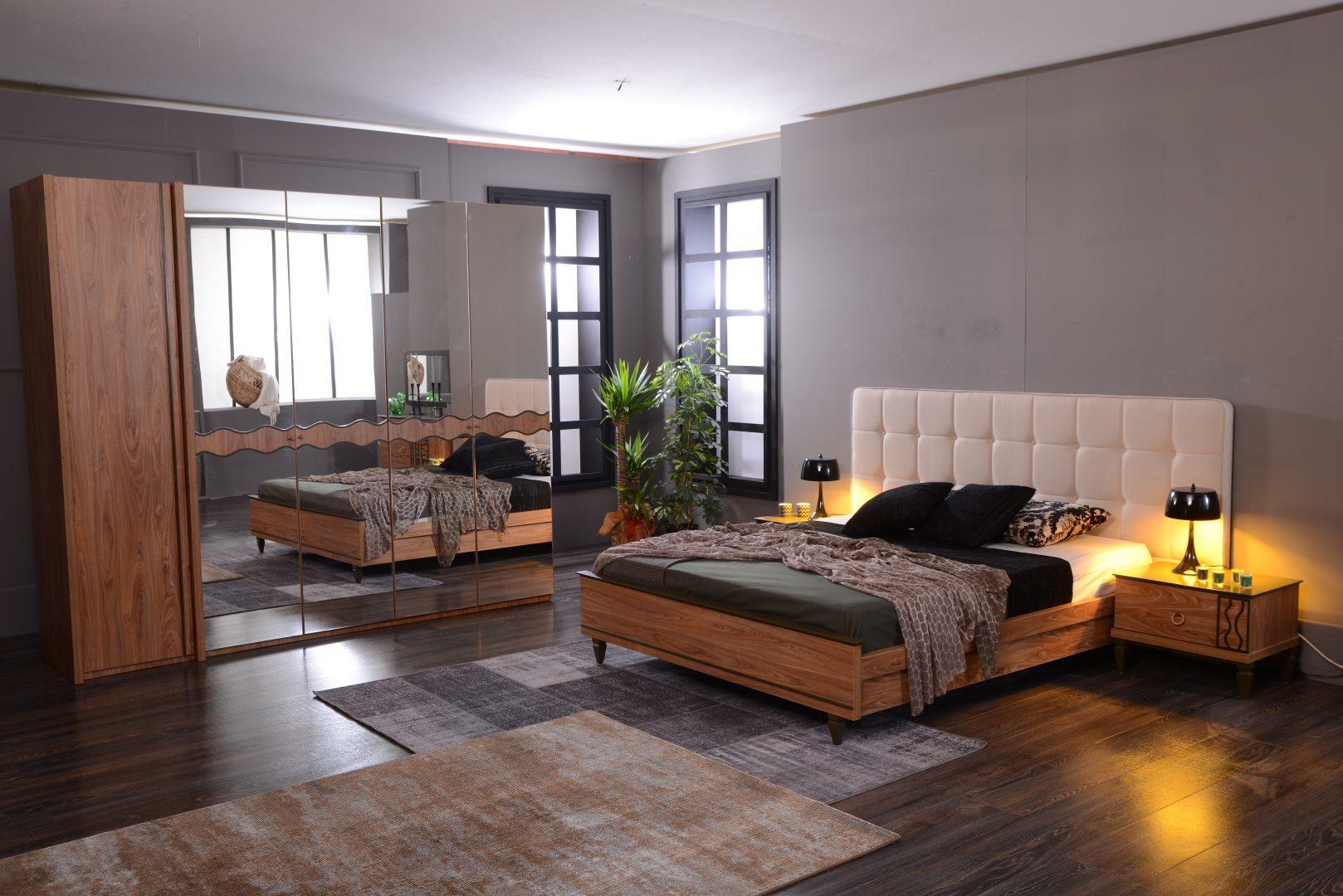 Enna yatak odas tak m hevin mobilya for Mobilya caserta