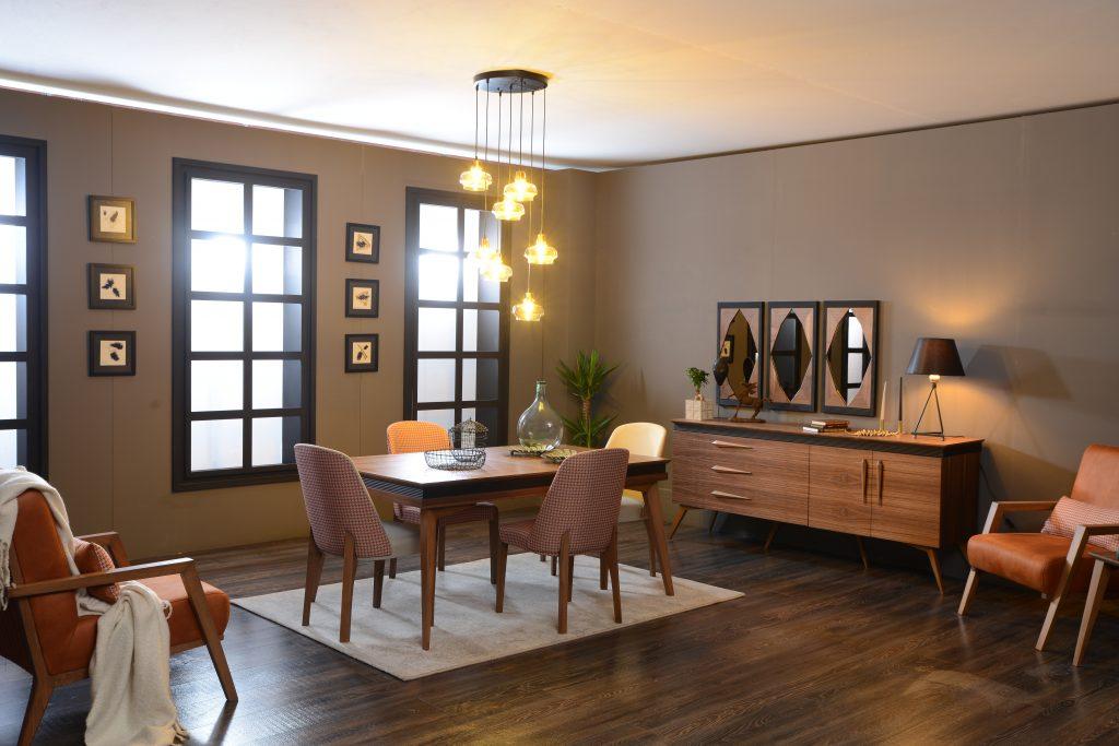 Vigo exclusive yemek odas tak m hevin mobilya for Mobilya caserta